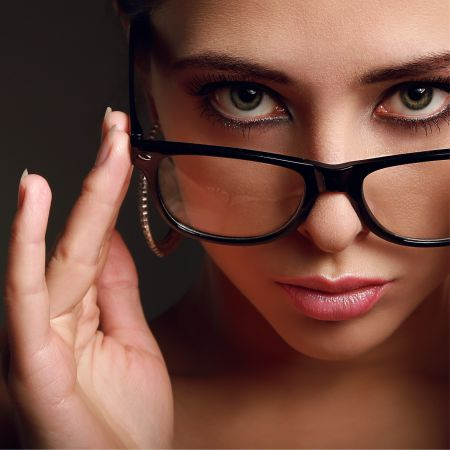 Делаем очки для зрения идеально чистыми, без разводов
