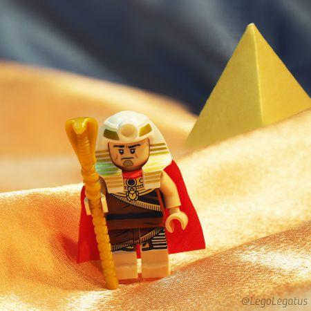 #afol Минифигурки Лего фараон