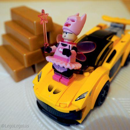 Не это самое, а наколдовала! Минифигурки Лего в Инстаграм @legolegatus