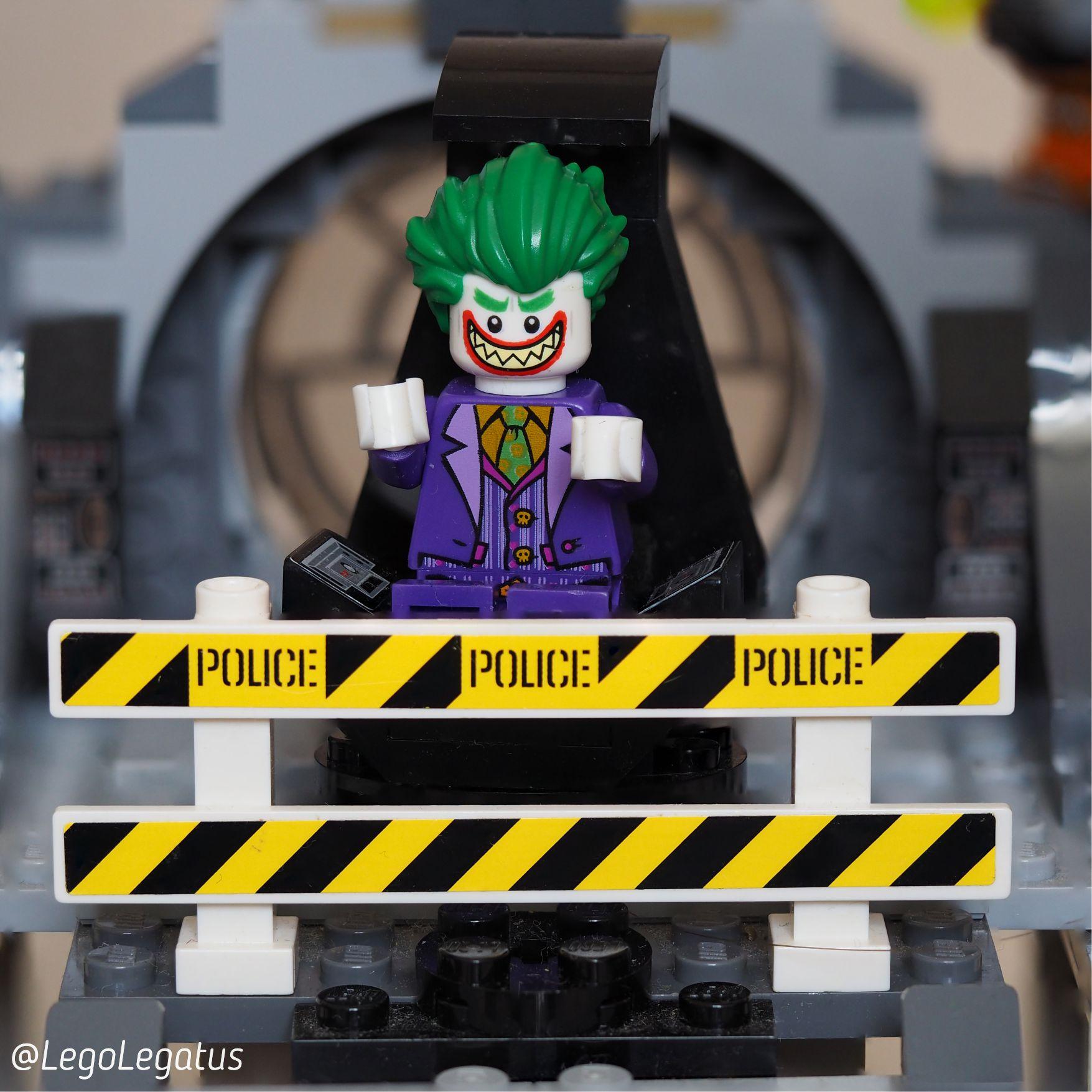 Джокер? Лего Джокер! минифигурка