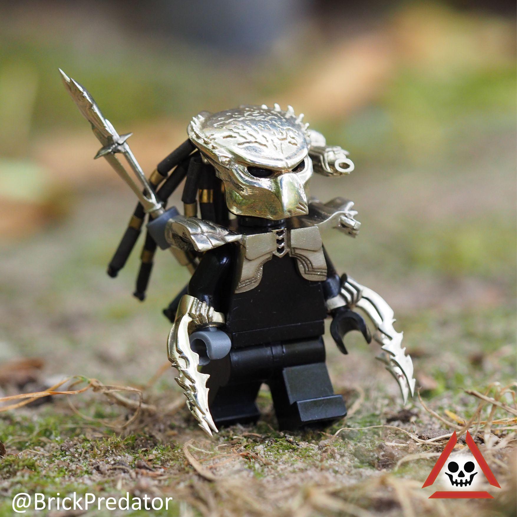 Минифигурка Лего Хищник Волк из фильма
